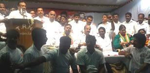கன்னியாகுமரி – மாபெரும் பொதுக்கூட்டம் – 27.9.2015