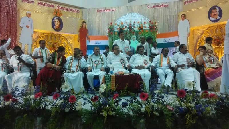 Congress Zonal Meeting 0001