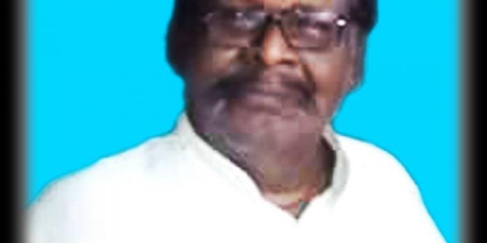 தமிழ்நாடு காங்கிரஸ் கமிட்டி தலைவர் திரு. சு. திருநாவுக்கரசர் அவர்கள் விடுக்கும் இரங்கல் செய்தி: