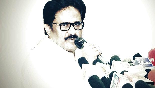 தமிழ்நாடு காங்கிரஸ் கமிட்டி தலைவர் திரு சு.திருநாவுக்கரசர் அவர்கள் விடுக்கும் இரங்கல் செய்தி: